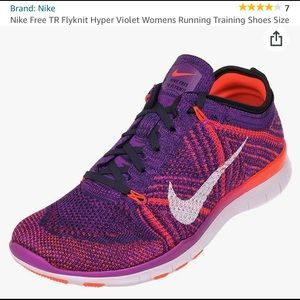 Nike au 8 TR fly knit women's shoes